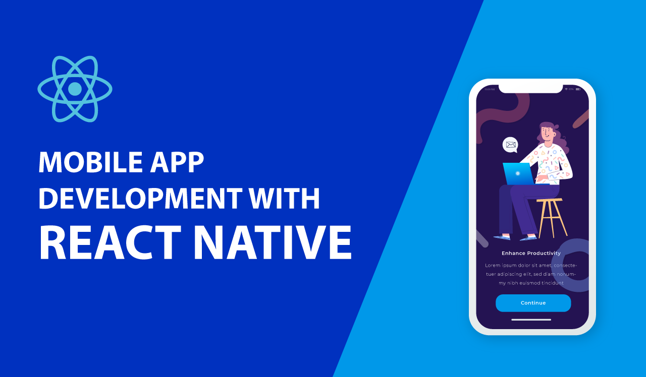 Setup your first React Native app and publish to Play Store