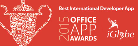 iGlobe - Office App Awards - Best International Developers